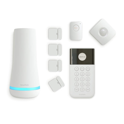 SimpliSafe SS3 Wireless System with HD WiFi Motion Sensors
