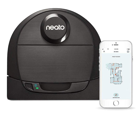 Neato Robotics D6 Connected Laser Guided Smart Robot Vacuum