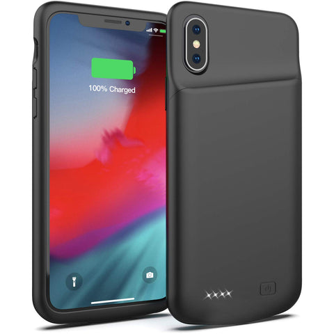 Smiphee 4000mAh Battery Case for iPhone X/XS