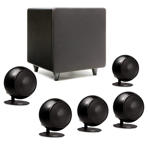 Orb Audio Mod1 Mini 5.1 Home Theater Speaker System