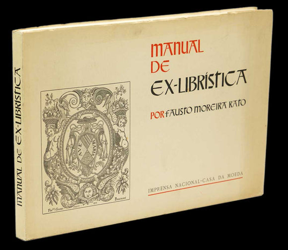 MANUAL DE EX LIBRISTICA - Loja da In-Libris