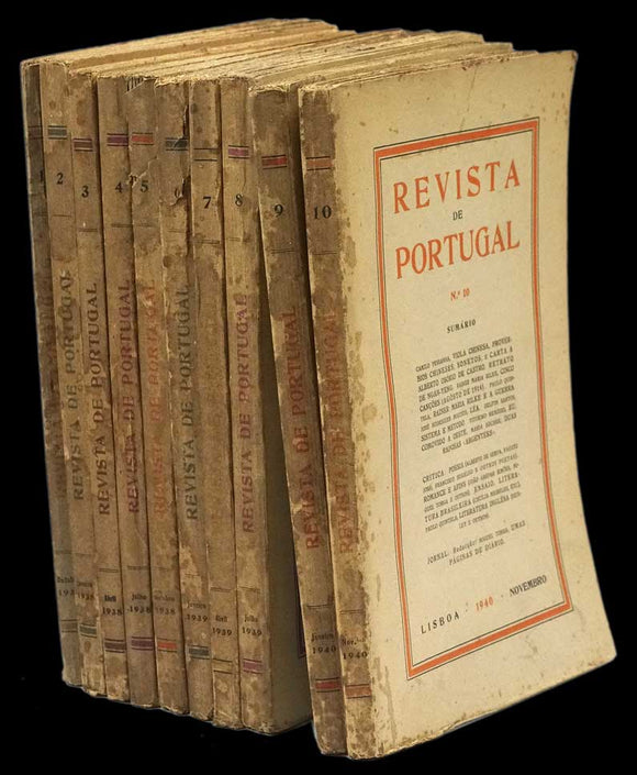 REVISTA DE PORTUGAL - Loja da In-Libris