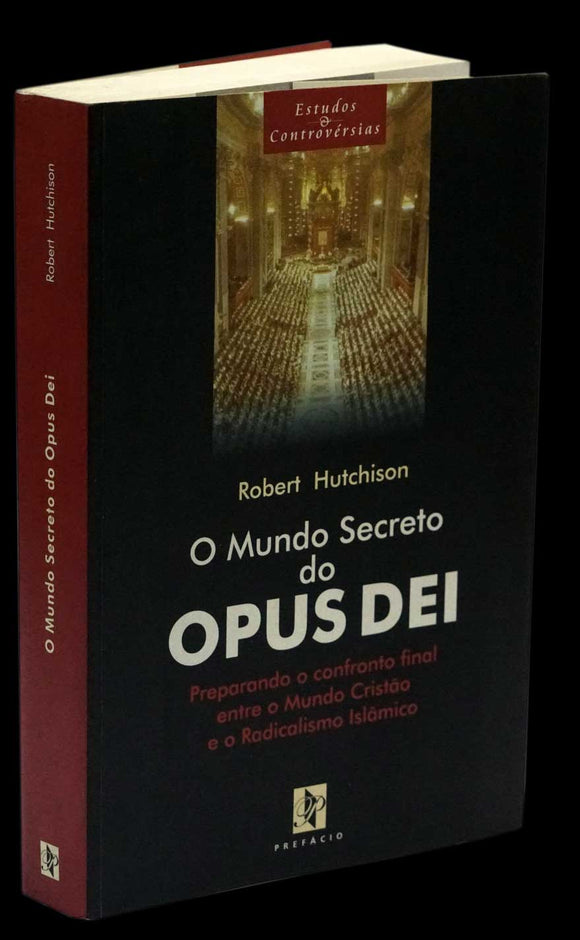 MUNDO SECRETO DO OPUS DEI (O) - Loja da In-Libris
