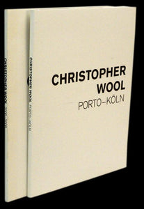 CHRISTOPHER WOOL — PORTO – KOLN - Loja da In-Libris