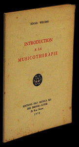 INTRODUCTION A LA MUSICOTERAPIA