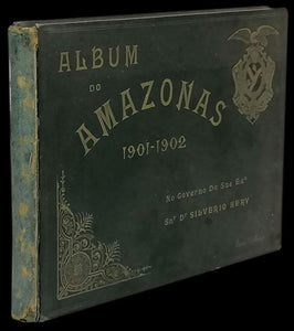 ALBUM DO AMAZONAS - Loja da In-Libris