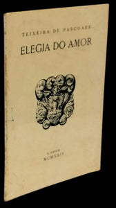 ELEGIA DO AMOR - Loja da In-Libris