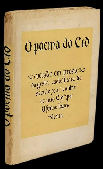 POEMA DO CID - Loja da In-Libris