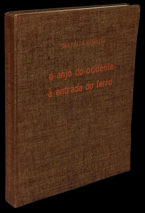 ANJO DO OCIDENTE A ENTRADA DO FERRO (O) - Loja da In-Libris