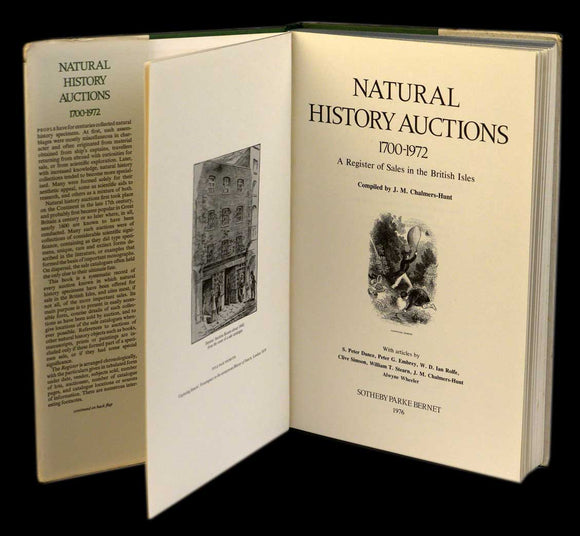 Natural history auctions