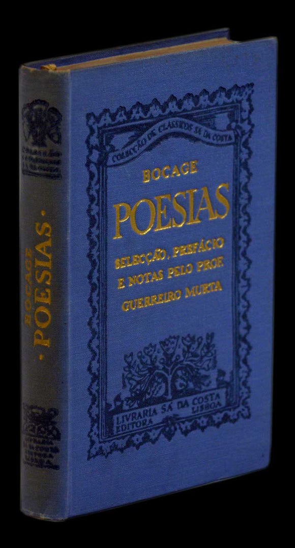 Poesias - Bocage