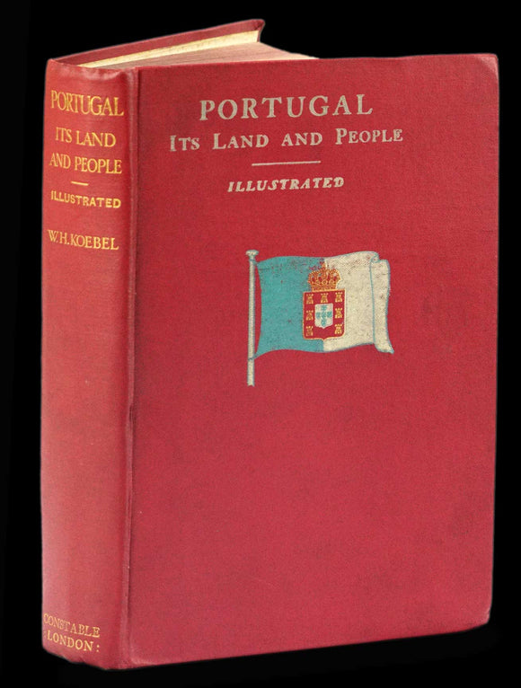 PORTUGAL ITS LAND AND PEOPLE