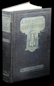 Livro - A B C AND X Y Z OF BEE CULTURE
