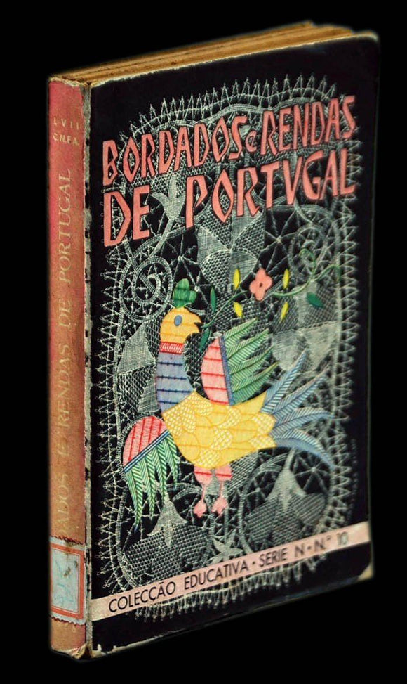BORDADOS E RENDAS DE PORTUGAL