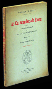 Livro - CATACUMBAS DE ROMA (AS)