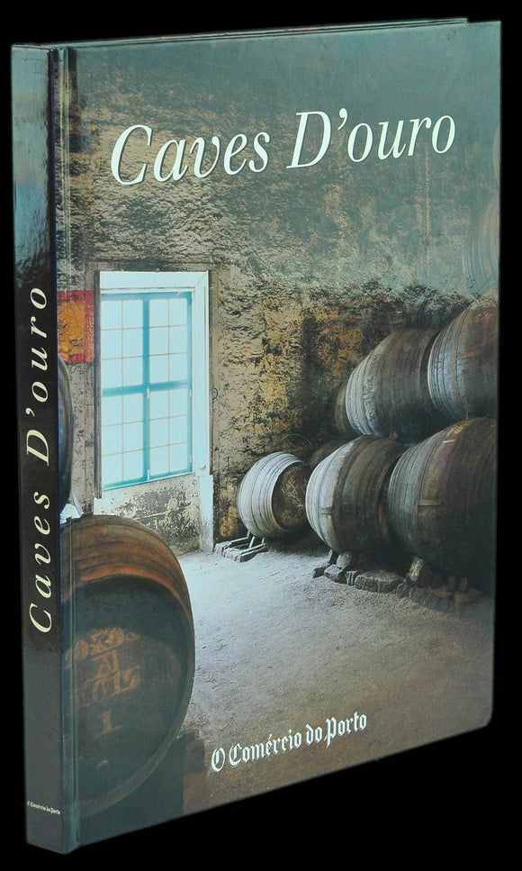 Livro - CAVES D'OURO