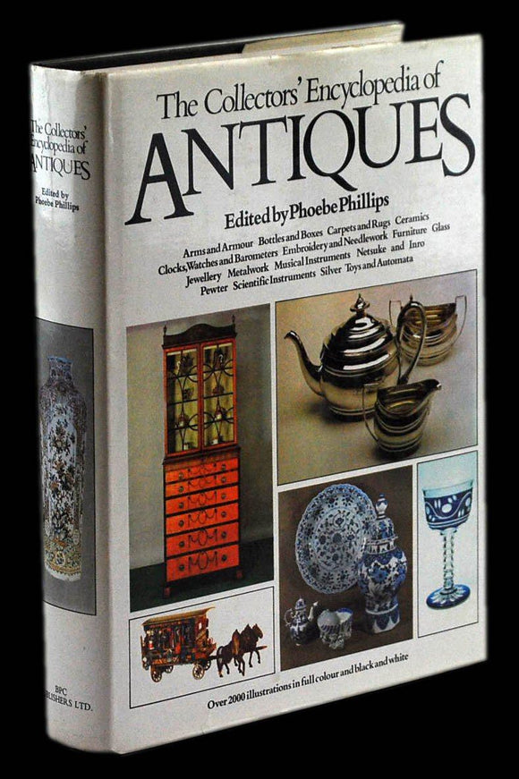 COLLECTOR'S ENCYCLOPEDIA OF ANTIQUES (THE)