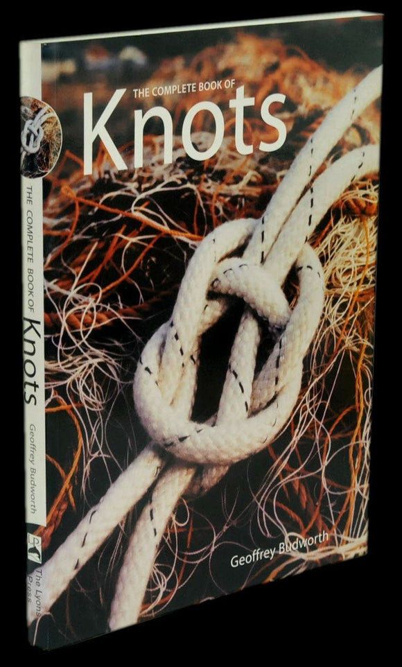 Livro - COMPLETE BOOK OF KNOTS (THE)