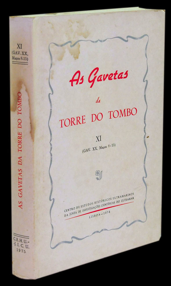 Livro - GAVETAS DA TORRE DO TOMBO (AS) (Vol. XI)