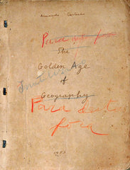 Livro - GOLDEN AGE OF GEOGRAPHY (THE)
