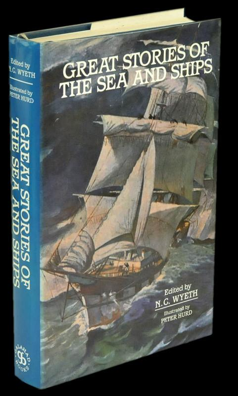 Livro - GREAT STORIES OF THE SEA AND SHIPS