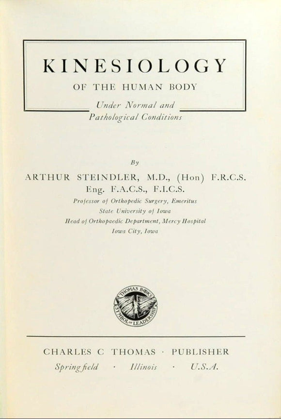 Livro - KINESIOLOGY OF THE HUMAN BODY