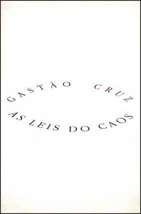 Livro - LEIS DO CAOS (AS)