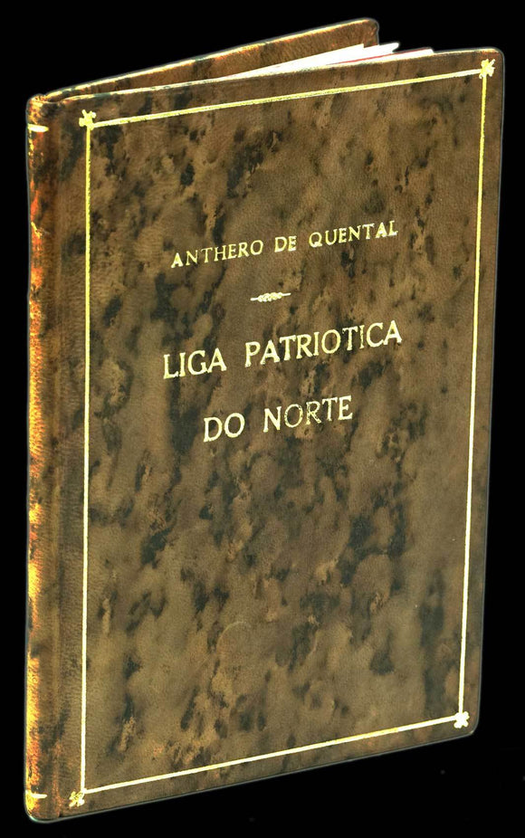 Livro - LIGA PATRIOTICA DO NORTE