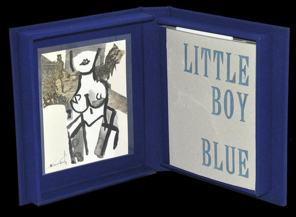 Livro - LITTLE BOY BLUE