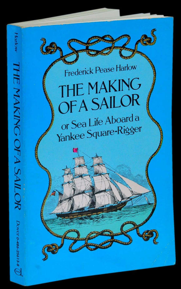 Livro - MAKING OF A SAILOR (THE)