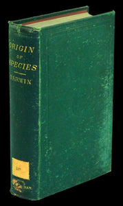 Livro - ORIGIN OF SPECIES (THE)