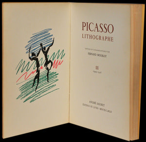 PICASSO LITHOGRAPHE III