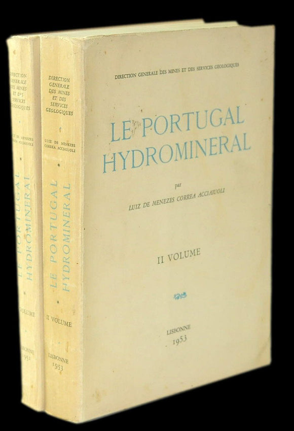 PORTUGAL HYDROMINERAL (LE)