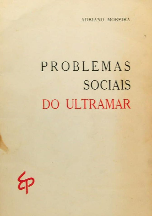 PROBLEMAS SOCIAIS DO ULTRAMAR