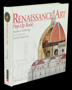 Livro - RENAISSANCE ART POP-UP BOOK