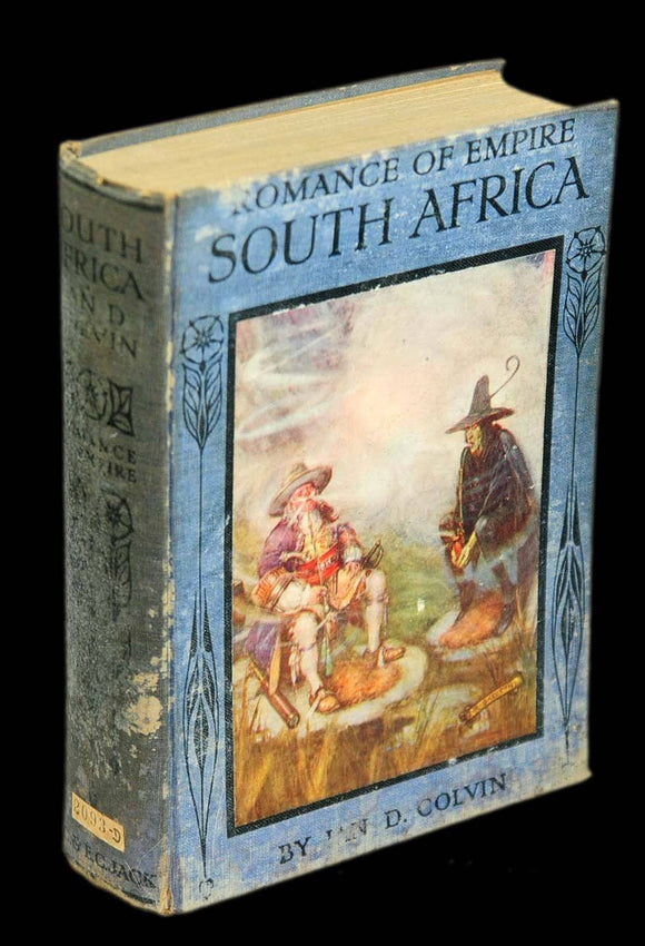 Livro - ROMANCE OF EMPIRE SOUTH AFRICA