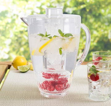 Chill It Pitcher with Ice Core & Infuser