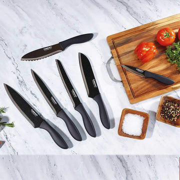 Cuisinart 6 Piece Knife Set