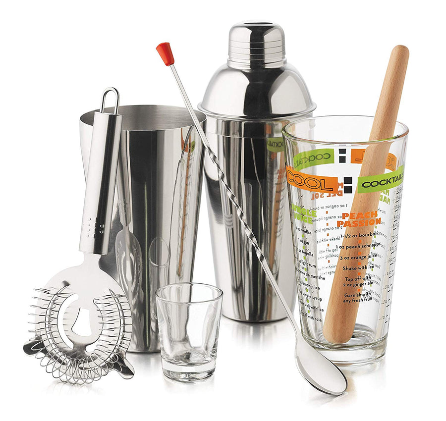 Mixologist 9-Piece Cocktail Set
