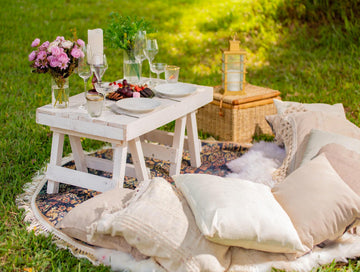 Picnic For Two - Blanche Luxury Package