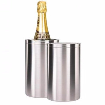 Elia Double-Wall Insulated Wine Cooler / Champagne Cooler