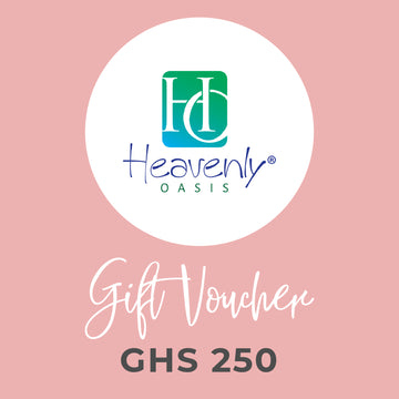 Heavenly Oasis Gift Voucher - GHS 250