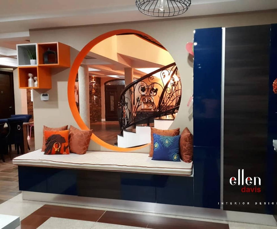 Interior Design A La Carte Services - Ellen Davis Interior Design