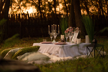 Picnic for Two - Emerald Luxury Package