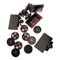 4 WELL EYESHADOW GIFT SET PURPULE AND PINK SHADES