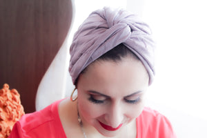 Lavender Turban SOLD OUT