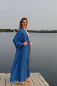 Sapphire Blue Tunic /Abaya SOLD OUT