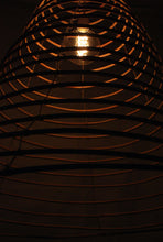 Load image into Gallery viewer, Wish lamp handmade in rattan. Big
