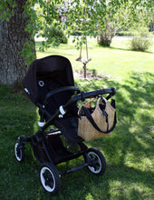 Load image into Gallery viewer, Pako stroller bag & the Black bag (2 bags)