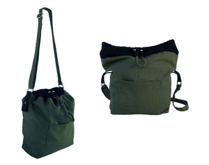 Pako bamboo bag & the Green bag